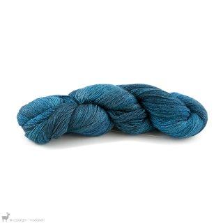 Gleem Lace Bleu Deep Aqua - Fyberspates