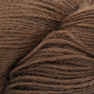 Laine de lama Eco-Llama Brun Chocolat C