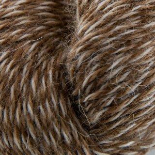 Laine de lama Eco-Llama Caramel/Beige LE234
