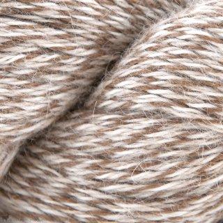 Laine de lama Eco-Llama Caramel/Blanc LE123