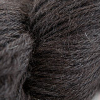 Eco-Llama Noir Charbon NM - Illimani Yarn