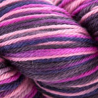Laine d'alpaga Royal I Multicolore Rose EX55