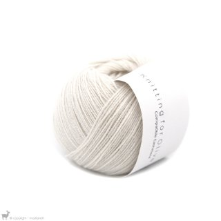 Laine cachemire Knitting For Olive Compatible Cashmere Cream