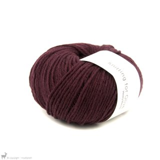 Worsted - 10 Ply Knitting For Olive Heavy Merino Bordeaux