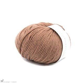 Laine mérinos Knitting For Olive Heavy Merino Brown Nougat