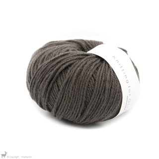 Worsted - 10 Ply Knitting For Olive Heavy Merino Dark Moose