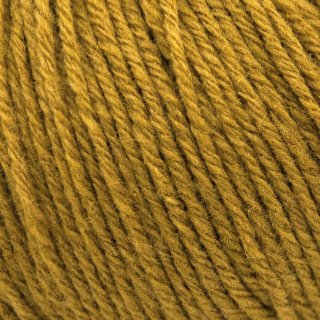Worsted - 10 Ply Knitting For Olive Heavy Merino Dark Ocher