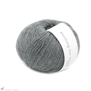 Laine mérinos Knitting For Olive Merino Granite Gray