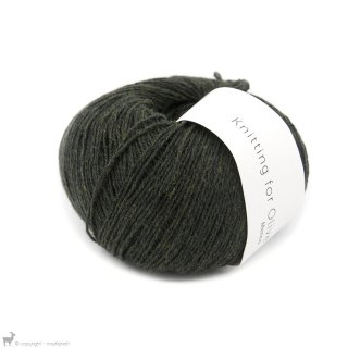 Laine mérinos Knitting For Olive Merino Slate Green