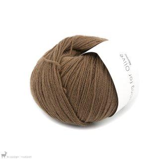 Laine mérinos Knitting For Olive Merino Soft Cognac