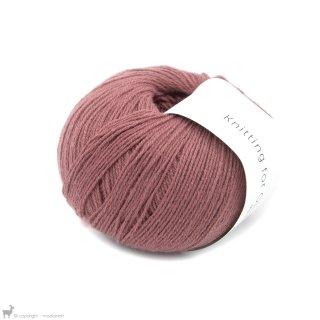 Light Fingering - 03 Ply Knitting For Olive Merino Wild Berries