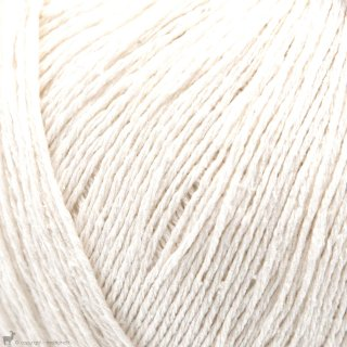 Fil de soie Knitting For Olive Pure Silk Cream
