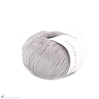 Fil de soie Knitting For Olive Pure Silk Haze