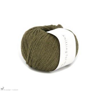 Fil de soie Knitting For Olive Pure Silk Olive