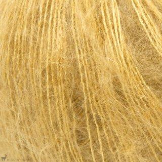 Fil de soie Knitting For Olive Soft Silk Mohair Dusty Honey