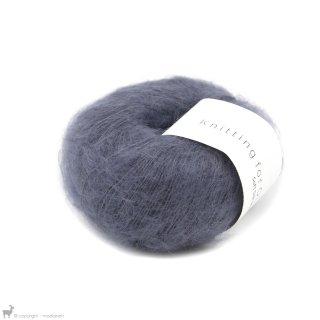 Fil de soie Knitting For Olive Soft Silk Mohair Dusty Violet