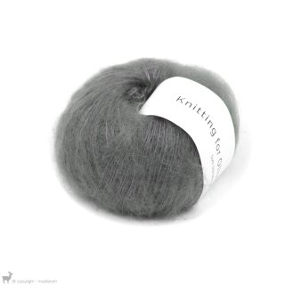 Fil de soie Knitting For Olive Soft Silk Mohair Lead