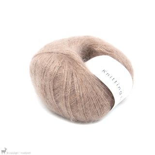 Lace - 02 Ply Knitting For Olive Soft Silk Mohair Rose Clay