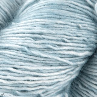 Laine mérinos LITLG Singles Sock Blue Dusk