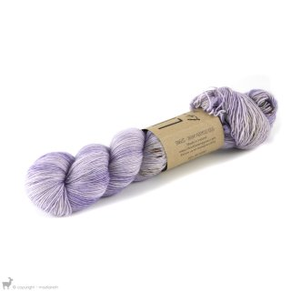 Laine mérinos LITLG Singles Sock French Lavender