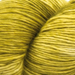 Fingering - 04 Ply LITLG Singles Sock Golden Green