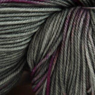 Laine de chameau Twist Light Black Velvet 187