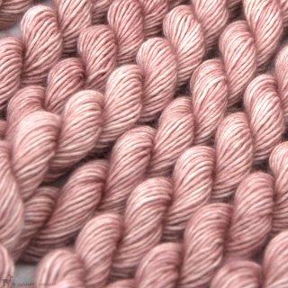 Laine mérinos Unicorn Tails Copper Pink (Solid)