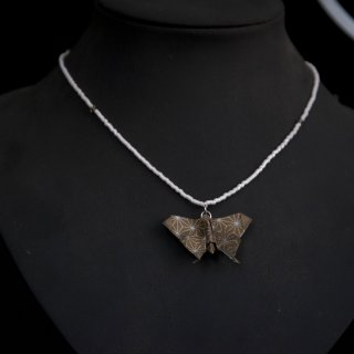 "Bijou Papillon Blanc Collection ""Précieuses""  - Madlaine"