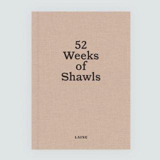 Châles Livre 52 Weeks Of Shawls