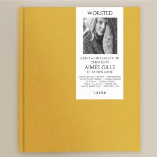 Laine Magazine Livre Worsted par Aimée Gilles