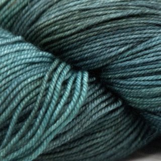 Light Fingering - 03 Ply Malabrigo Sock Aguas 855