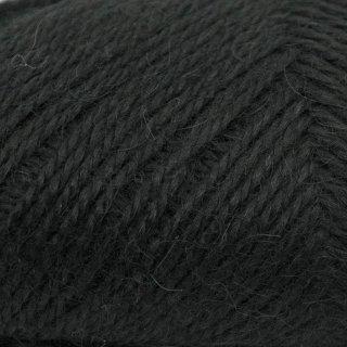 Laine d'alpaga Alpaga Noir Charbon 015
