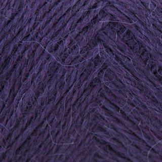Laine d'alpaga Alpaga Violet Fatal 810