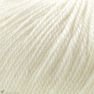 Laine de chameau Divine Blanc Ninon 027