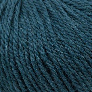 DK - 08 Ply Merino Yak Bleu Pétrole 076