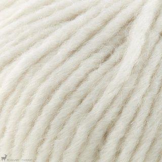 Laine d'alpaga Trappeur Blanc Polaire 27
