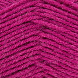 Laine de mouton Week-End Rose Pin-Up 0012