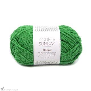 Laine mérinos Double Sunday Petite Knit Statement Green 8236