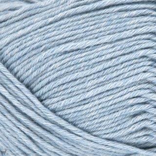 Laine mérinos Duo Bleu Glacier 6531