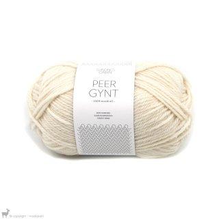 DK - 08 Ply Peer Gynt Blanc Ecru 1012
