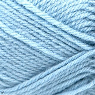 Laine de mouton Peer Gynt Bleu Ciel 6013