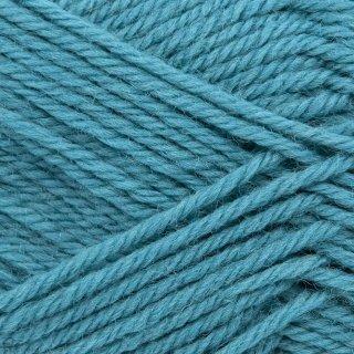 Laine de mouton Peer Gynt Bleu Glacial 6553
