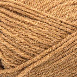 Laine de mouton Peer Gynt Brun Argile 2544