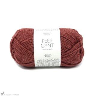 DK - 08 Ply Peer Gynt Rouge Terracotta 3845