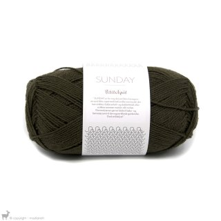 Laine mérinos Sunday Petite Knit Into The Woods 9882