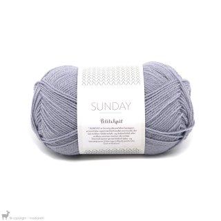 Laine mérinos Sunday Petite Knit Violet Lilas 4631