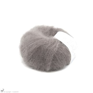 Lace - 02 Ply Tynn Silk Mohair Brun Gland 3161