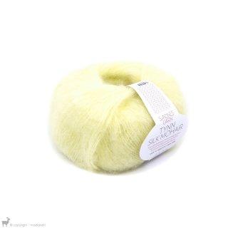 Lace - 02 Ply Tynn Silk Mohair Jaune Claire 2101
