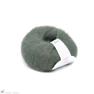 Fil de soie Tynn Silk Mohair Vert Olive 9071