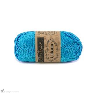 Fil de coton Catona 50 Vivid Blue 146